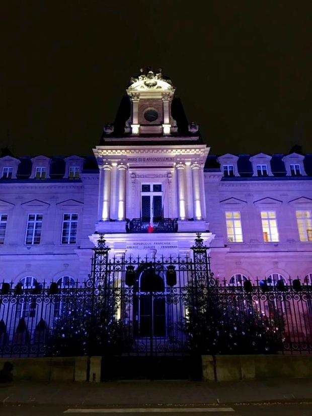 Mairie du 3eme Paris