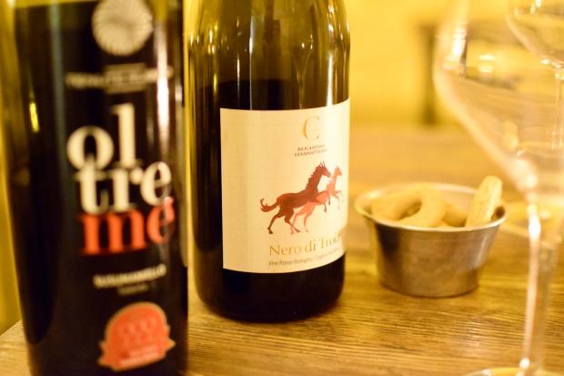 Lecce, Puglia, Italy, Wine bar