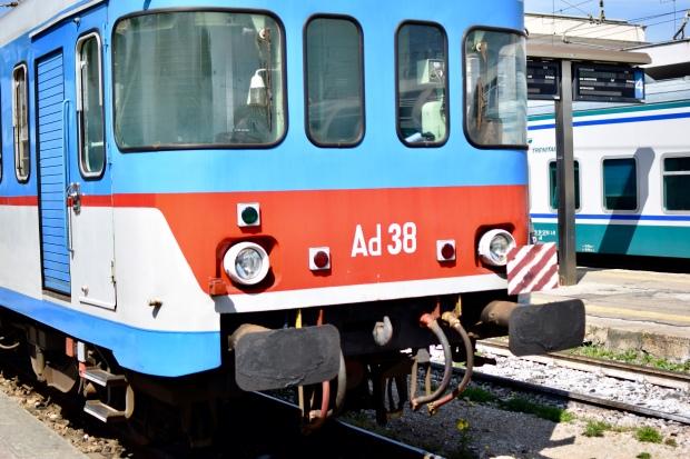Train Gallipoli Puglia