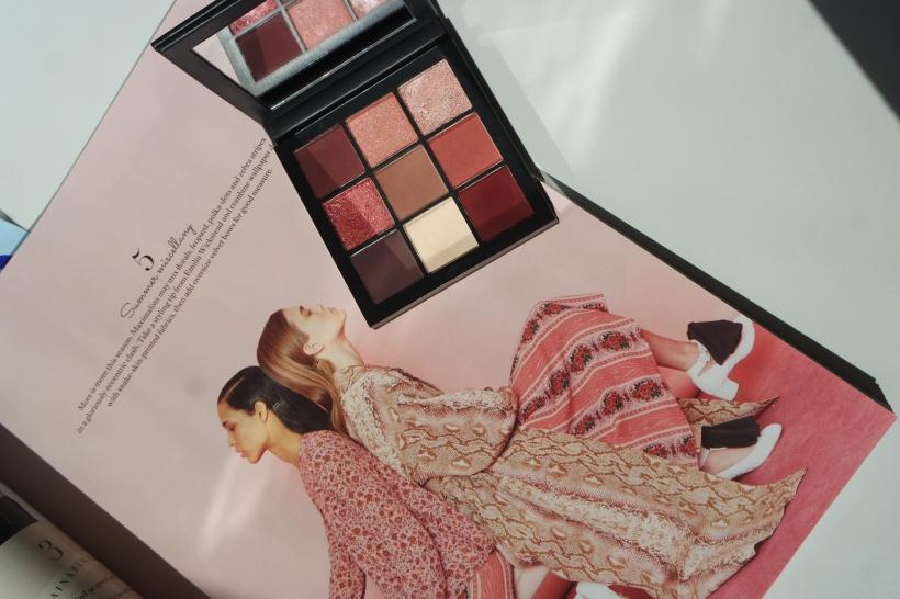 Huda Beauty Mauve Obsessions palette