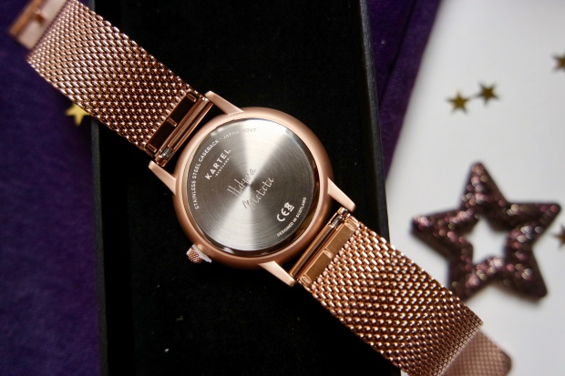 """Hakuna Matata"" Engraved Kartel Scotland Watch Christmas Gift"